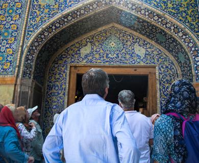 Iran Fam Tours