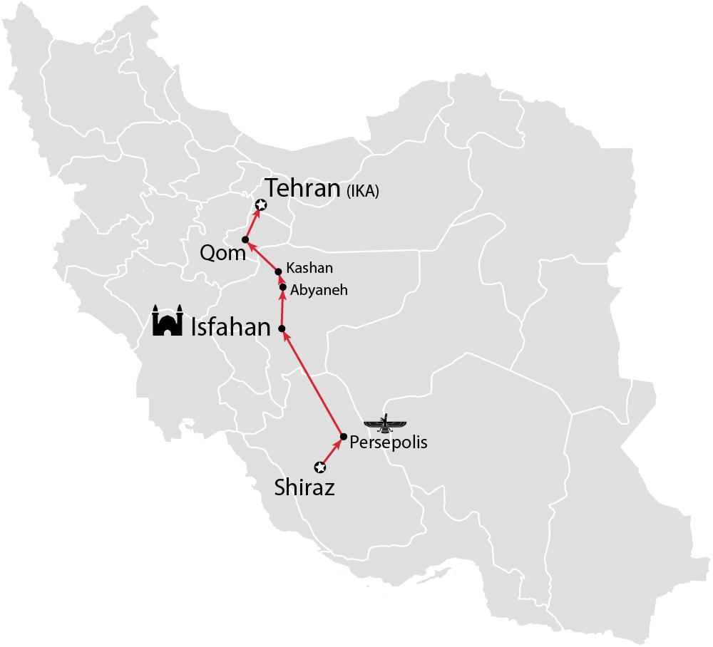 Iran offer tour
