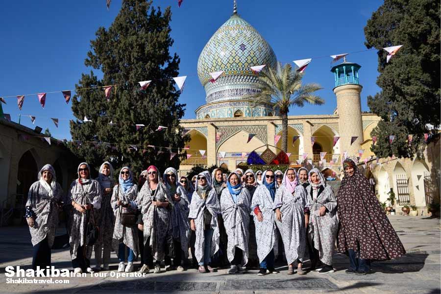 Iran Pilgrimage Visa, Shah Cheraq, Shiraz