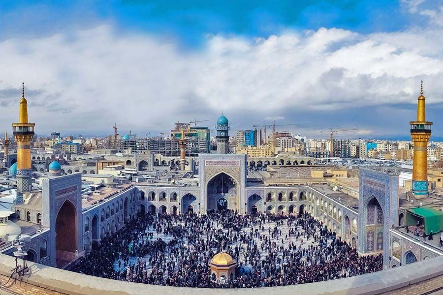 """Iran Pilgrimage Visa, Shah Cheraq"